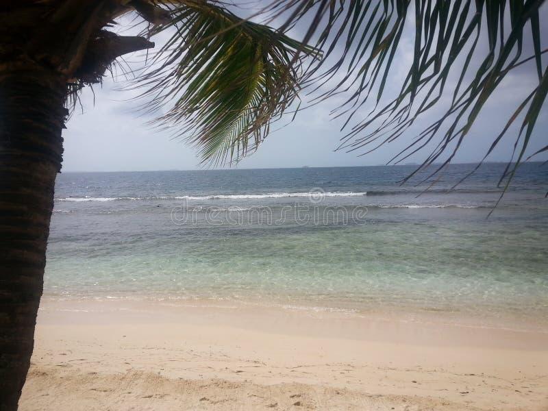 Приезжая Сан Blas Панама стоковое изображение
