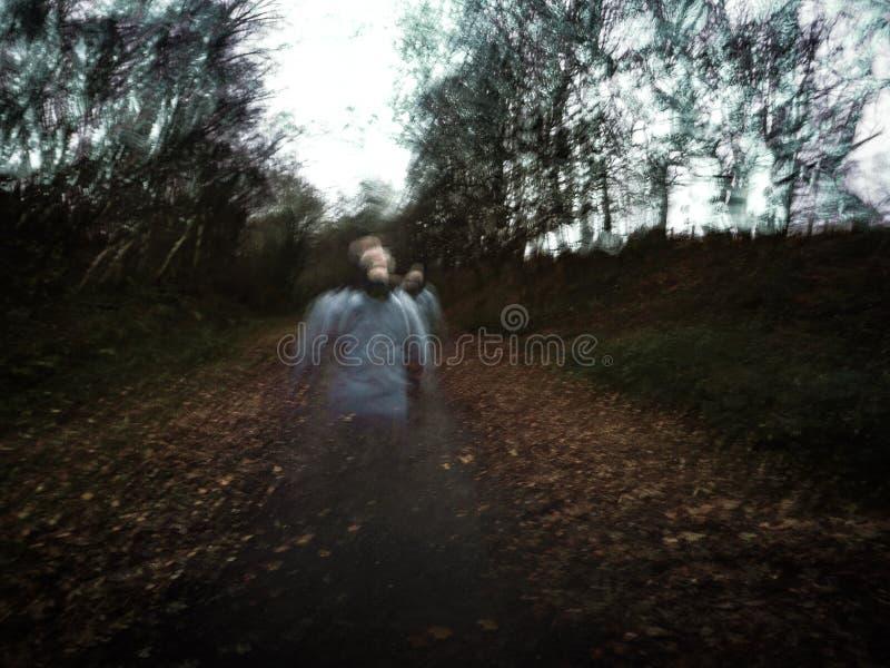 Призраки стоковое фото