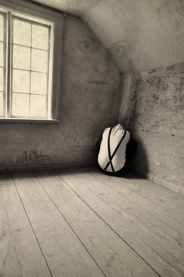 Призрак матери стоковые фотографии rf