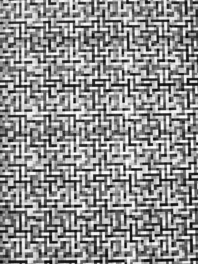 прикрепленная конспектом черная белизна картины архива eps стоковые изображения