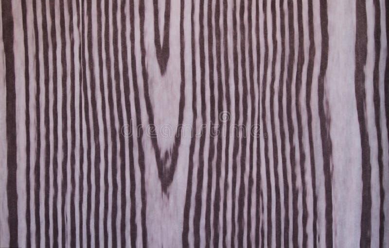 Примеры деревянных облицовок путем быть покрытым на макулатурном картоне стоковое фото