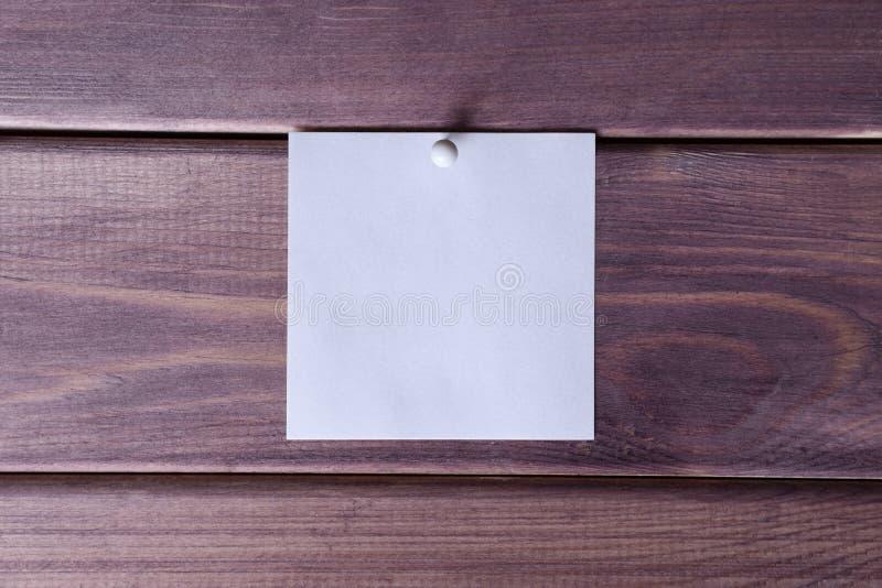Примечания, стикеры стоковая фотография rf
