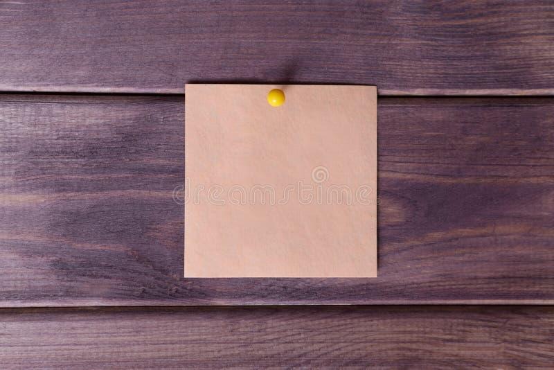 Примечания, стикер стоковые изображения rf