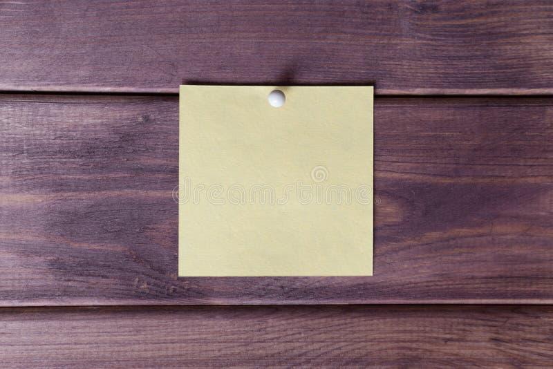Примечания, стикер стоковые изображения