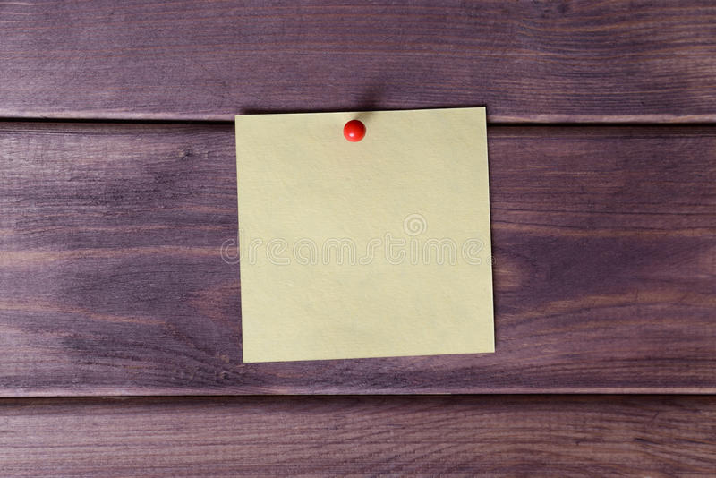 Примечания, стикер стоковое изображение rf