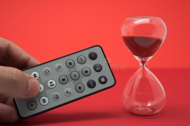 Примите контроль вашей жизни стоковая фотография rf