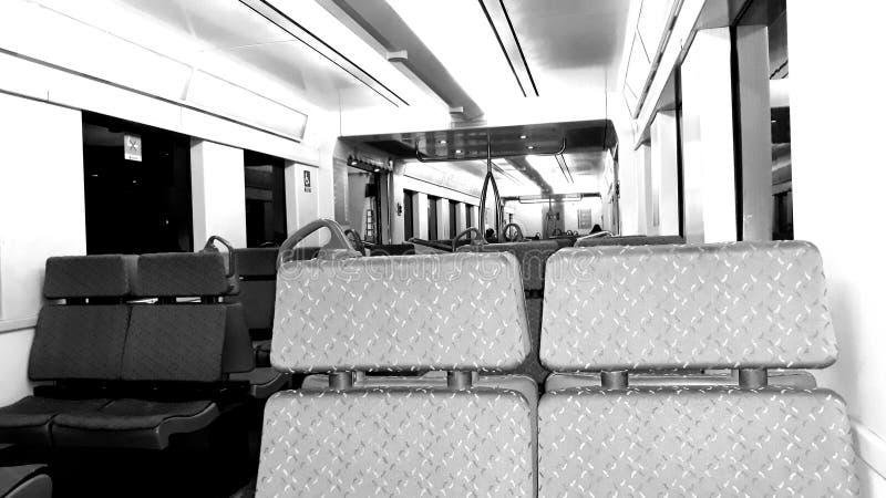 Примите сидите на rancagua& x27; поезд s на Чили стоковые фотографии rf