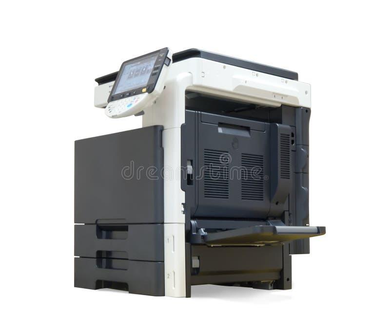 принтер офиса стоковое изображение