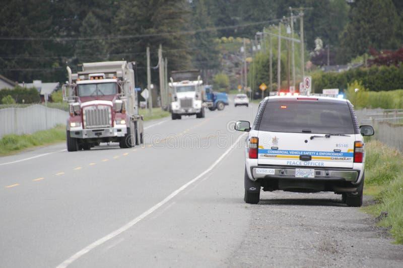 Принуждение безопасности автомобиля неиндивидуального пользования стоковое фото rf