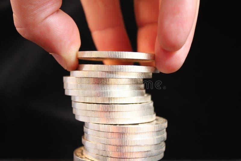 принципиальная схема банка стоковое фото