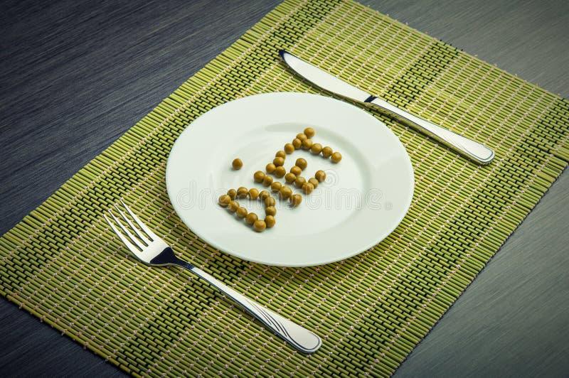 Принципиальная схема: здоровая еда и диетпитание. стоковые фотографии rf