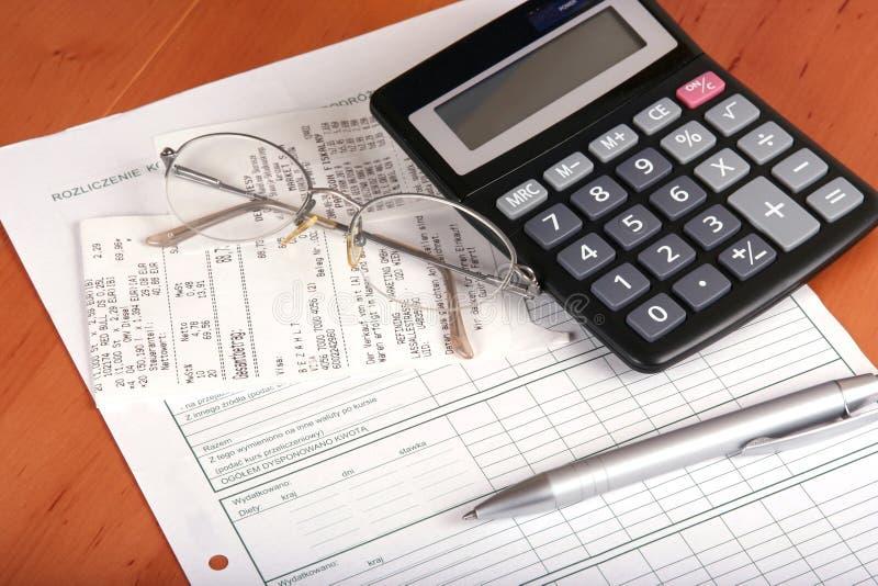 принципиальная схема чалькулятора финансовохозяйственная стоковые изображения