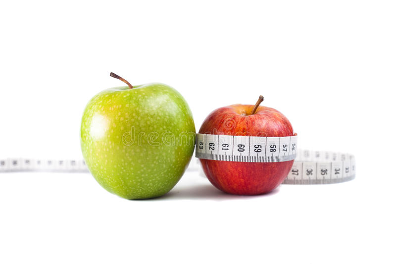 принципиальная схема яблока стоковое фото