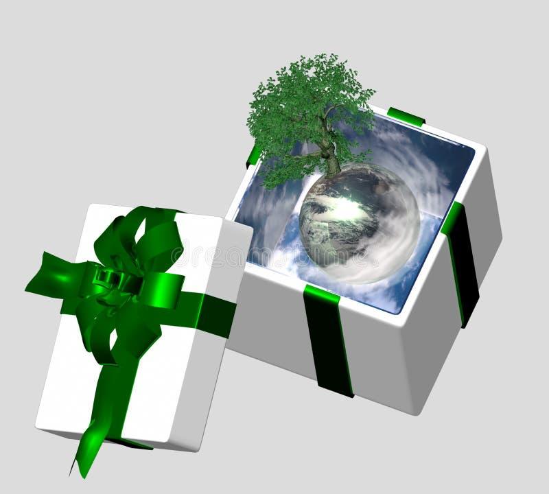 принципиальная схема ecofriendly бесплатная иллюстрация