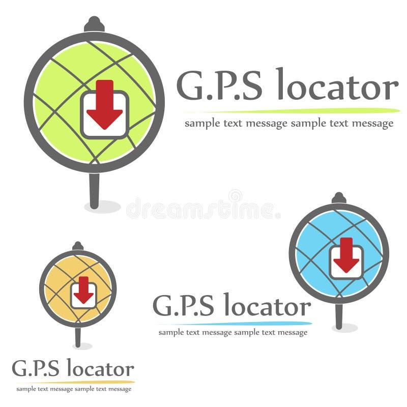 Принципиальная схема логотипа иллюстрация вектора
