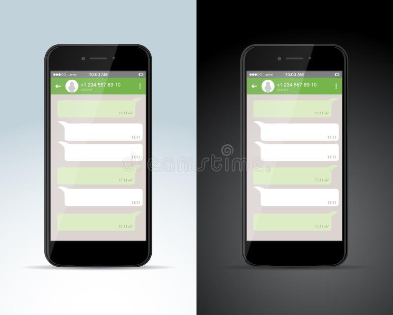принципиальная схема цифрово произвела высокий social res сети изображения пустой шаблон абстрактное окно вектора посыльного иллю бесплатная иллюстрация