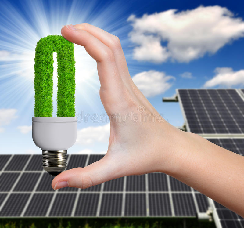 Download Концепции энергии стоковое изображение. изображение насчитывающей экологичность - 33727779