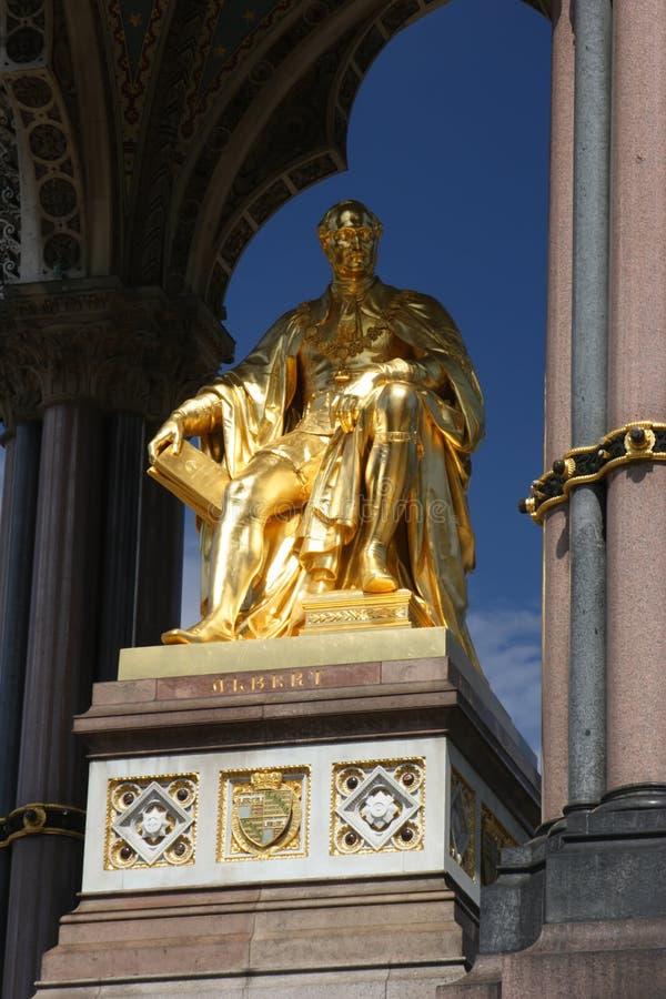 Download принц мемориального парка Albert Hyde London Стоковое Изображение - изображение насчитывающей шаг, принц: 1198943