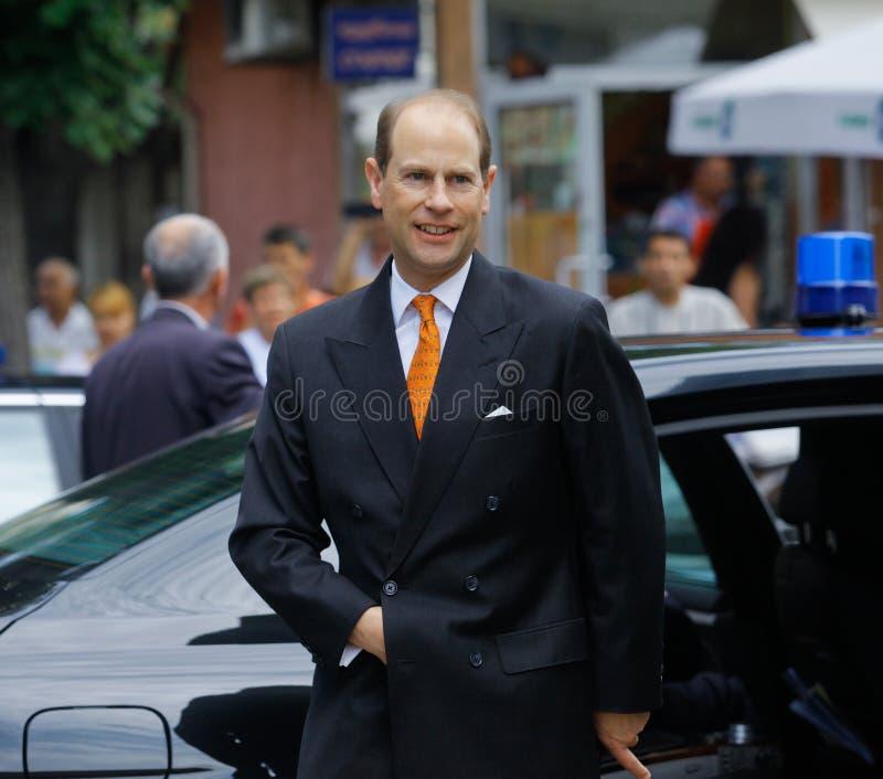 Принц Эдвард стоковая фотография rf