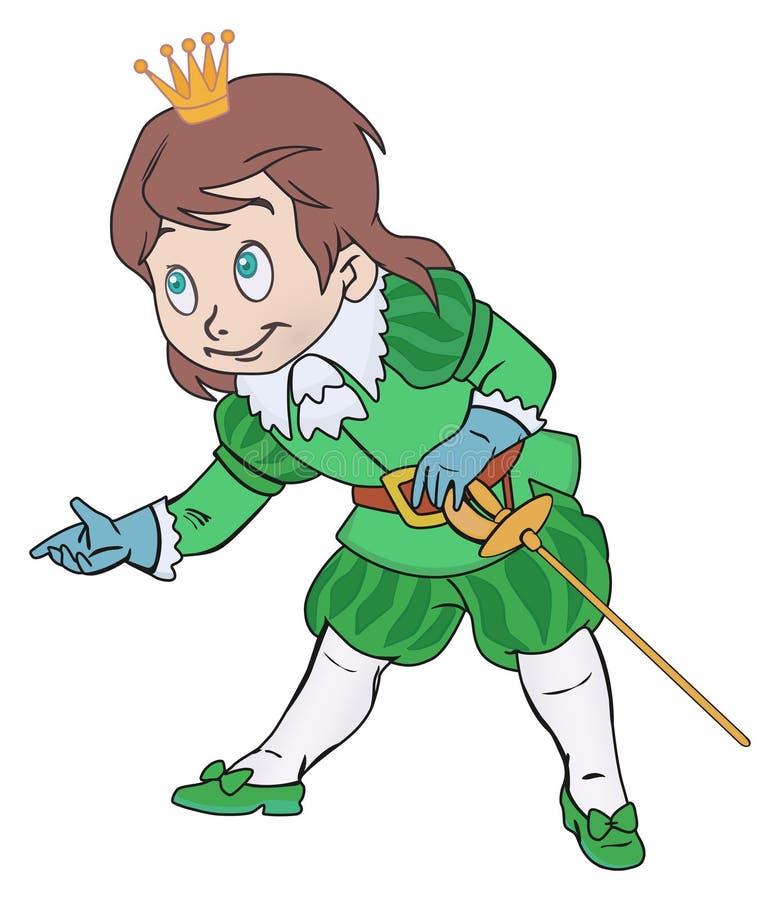 картинка принц дерется украшение для