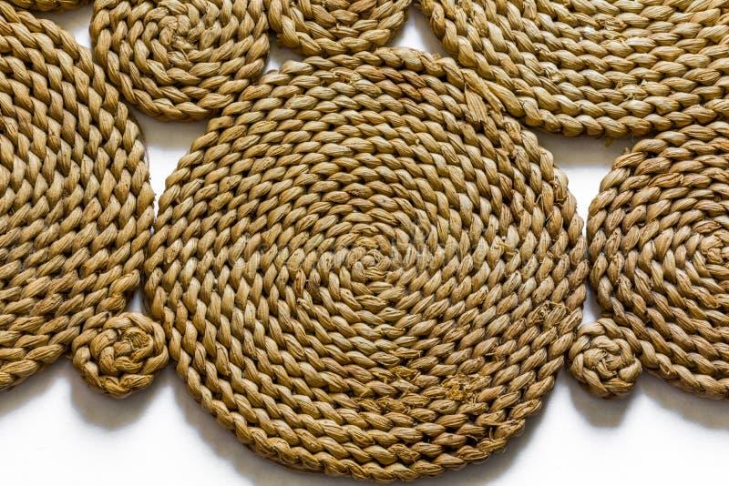 Природа картины для предпосылки лозы текстуры weave ремесленничества стоковая фотография