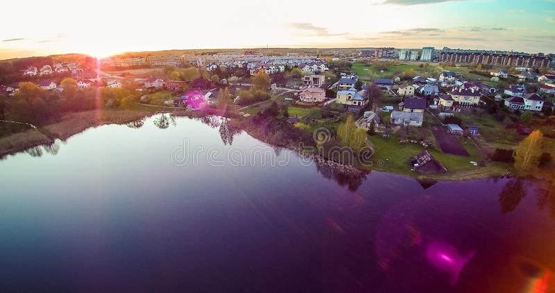 Природа Вильнюса стоковое изображение rf