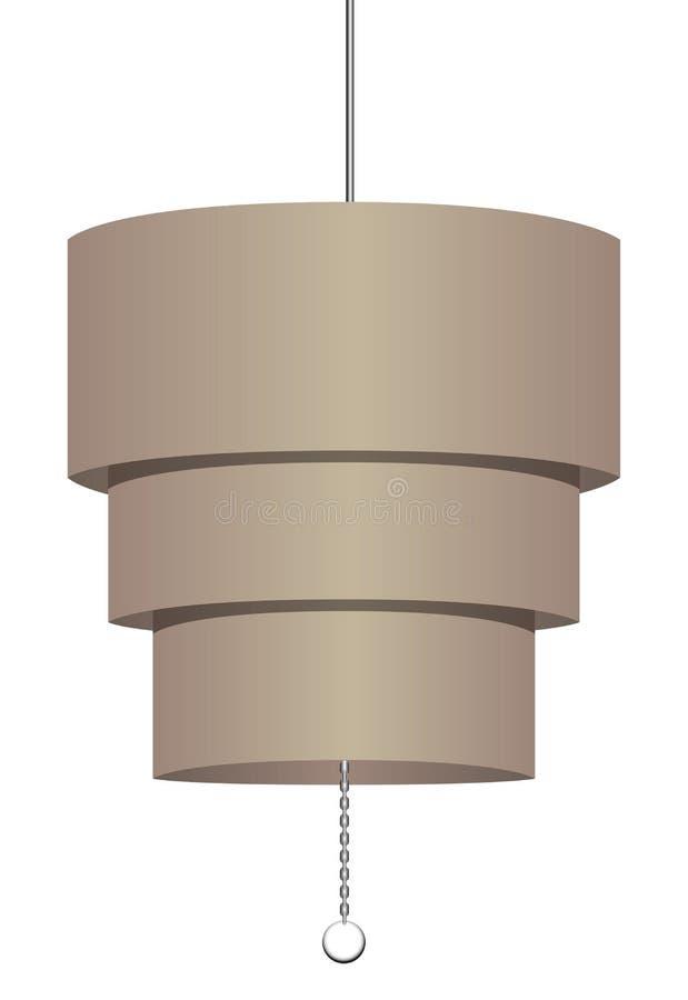 Приспособление потолка иллюстрация вектора