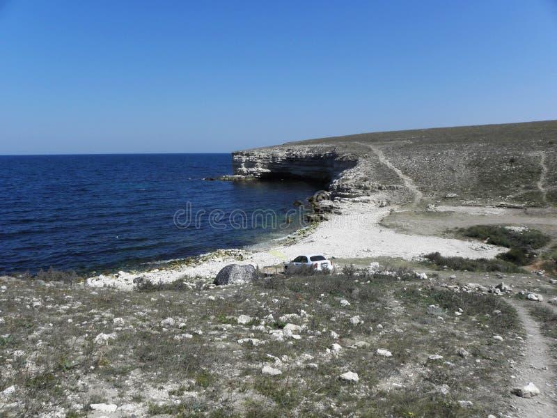 Пристаньте каникулу к берегу стоковое изображение