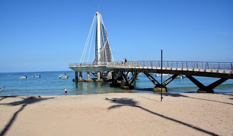 Пристань Лос Muertos стоковые фото