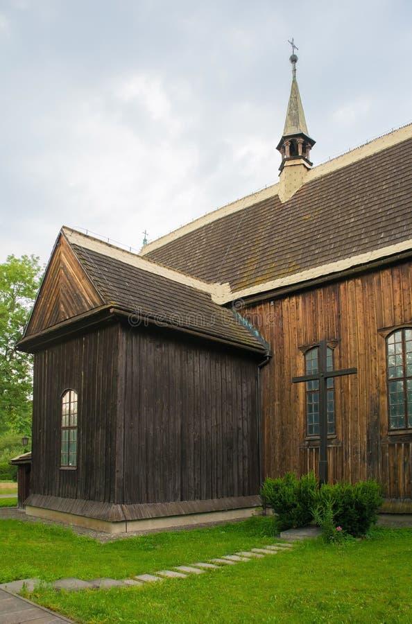 Приходская церковь ` s St Bartholomew стоковое изображение