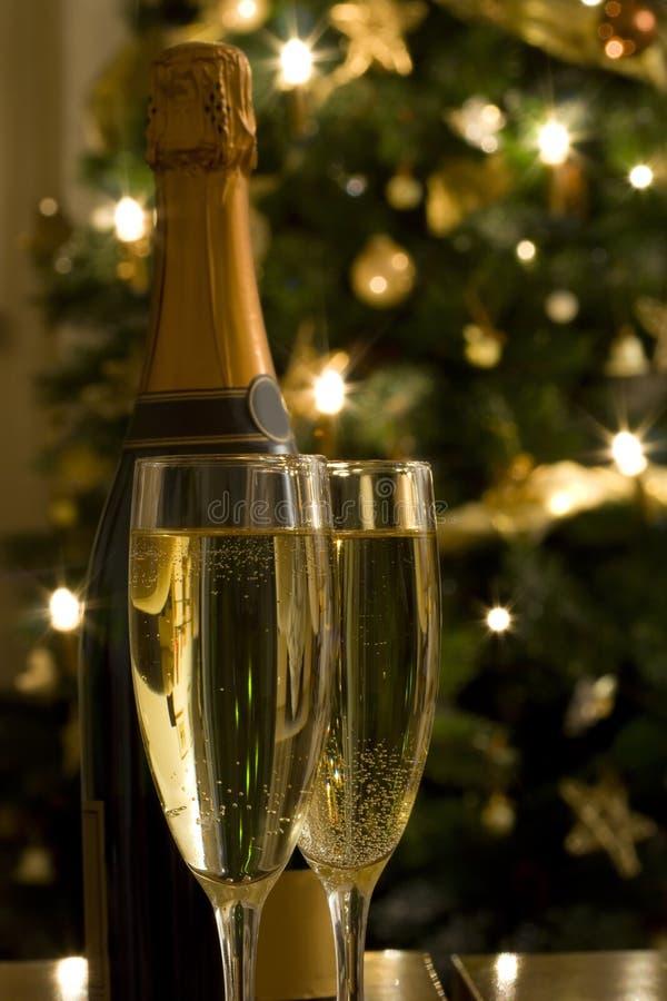 приходя счастливое Новый Год стоковое фото rf