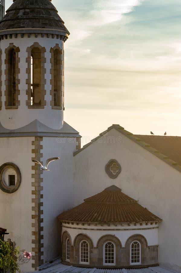 Приходская церковь Гибралтар St Joseph стоковые изображения