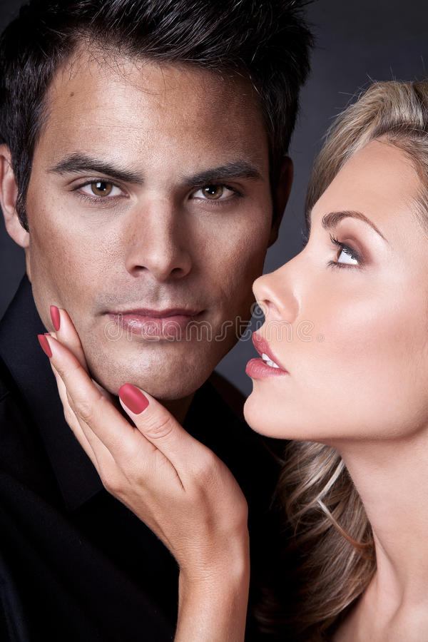 причаливая поцелуй к стоковые фотографии rf