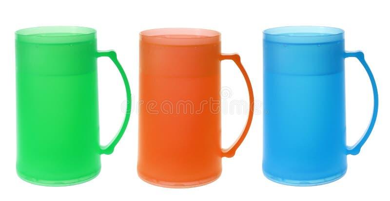 придает форму чашки пластмасса стоковое фото