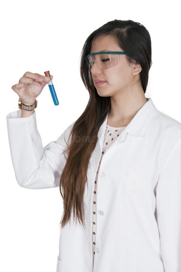Проба крови стоковое фото