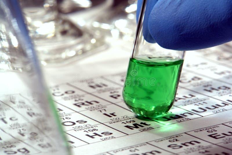 пробирка науки исследования лаборатории стоковые фотографии rf