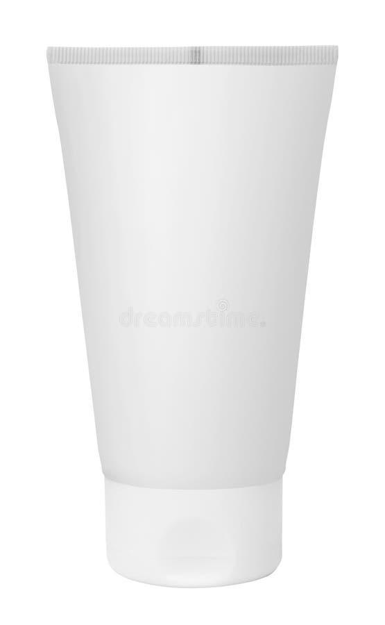 Пробка сливк или геля стоковая фотография rf