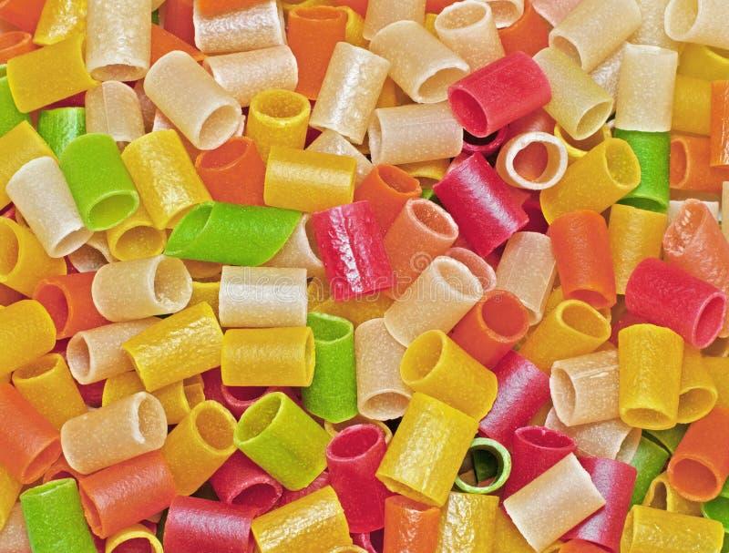 пробки макаронных изделия стоковая фотография