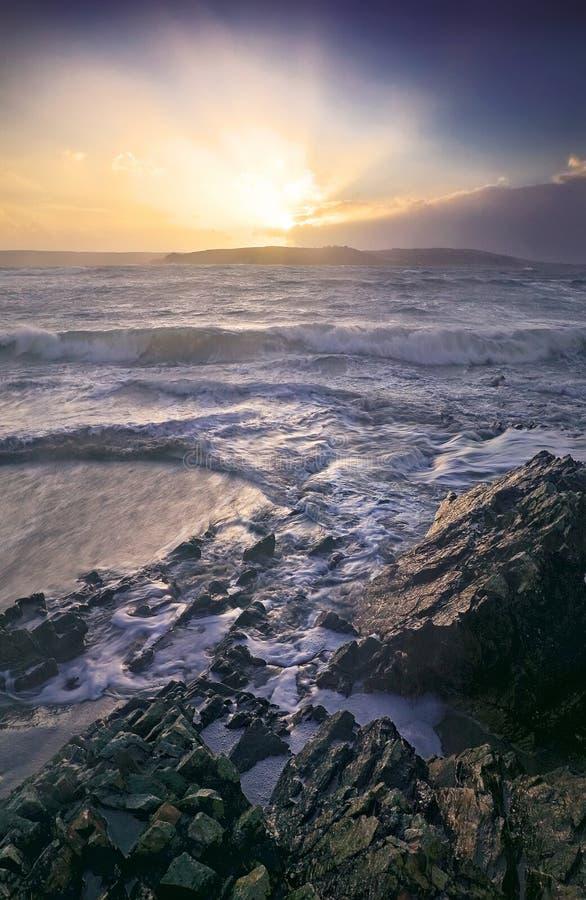 Download пробочка береговой линии западная Стоковое Фото - изображение насчитывающей coast, волны: 6869856