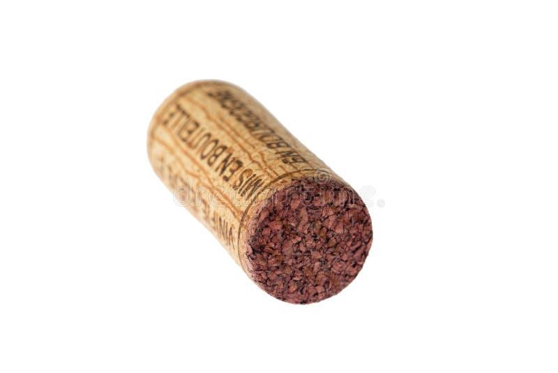 Пробочка вина стоковая фотография