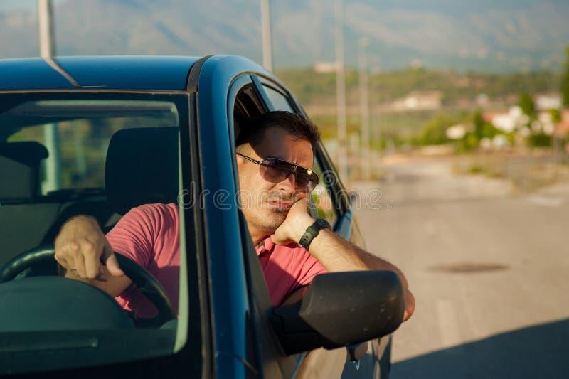 Пробуренный водитель стоковое фото rf
