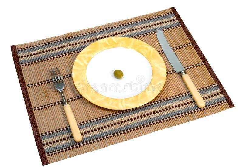 прованская плита стоковое изображение rf