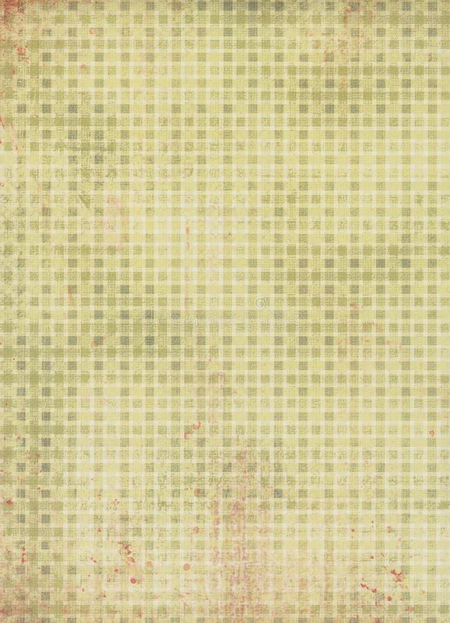проверенная картина grunge стоковое фото rf