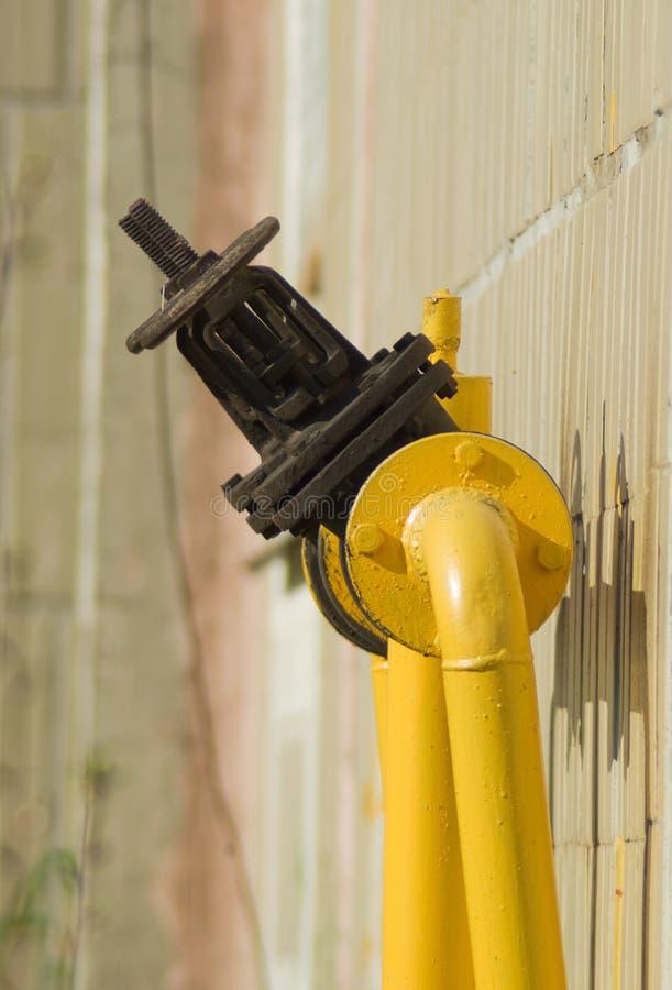 проверите клапан для впуска горючей смеси стоковое изображение rf