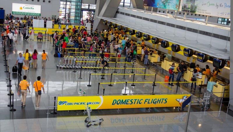 Проверка авиапорта стоковое изображение rf