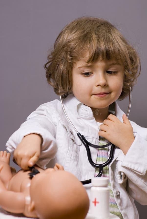 проверка медицинская поднимает стоковая фотография rf
