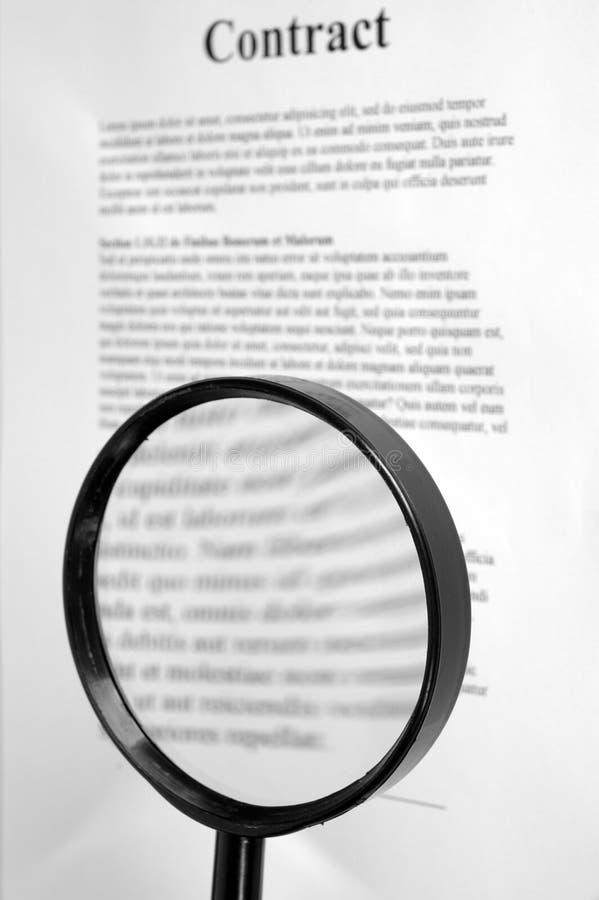 проверяющ печать малую стоковая фотография rf