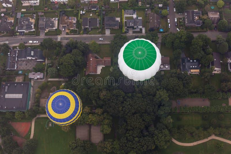 Проветрите ballon стоковая фотография rf