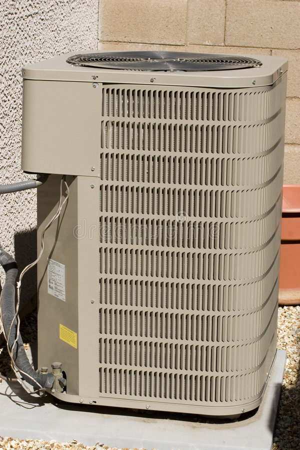 проводник компрессора воздуха Стоковые Фотографии RF