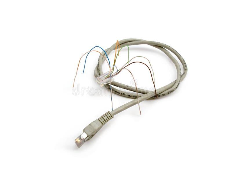 проводы спайдера стоковая фотография rf